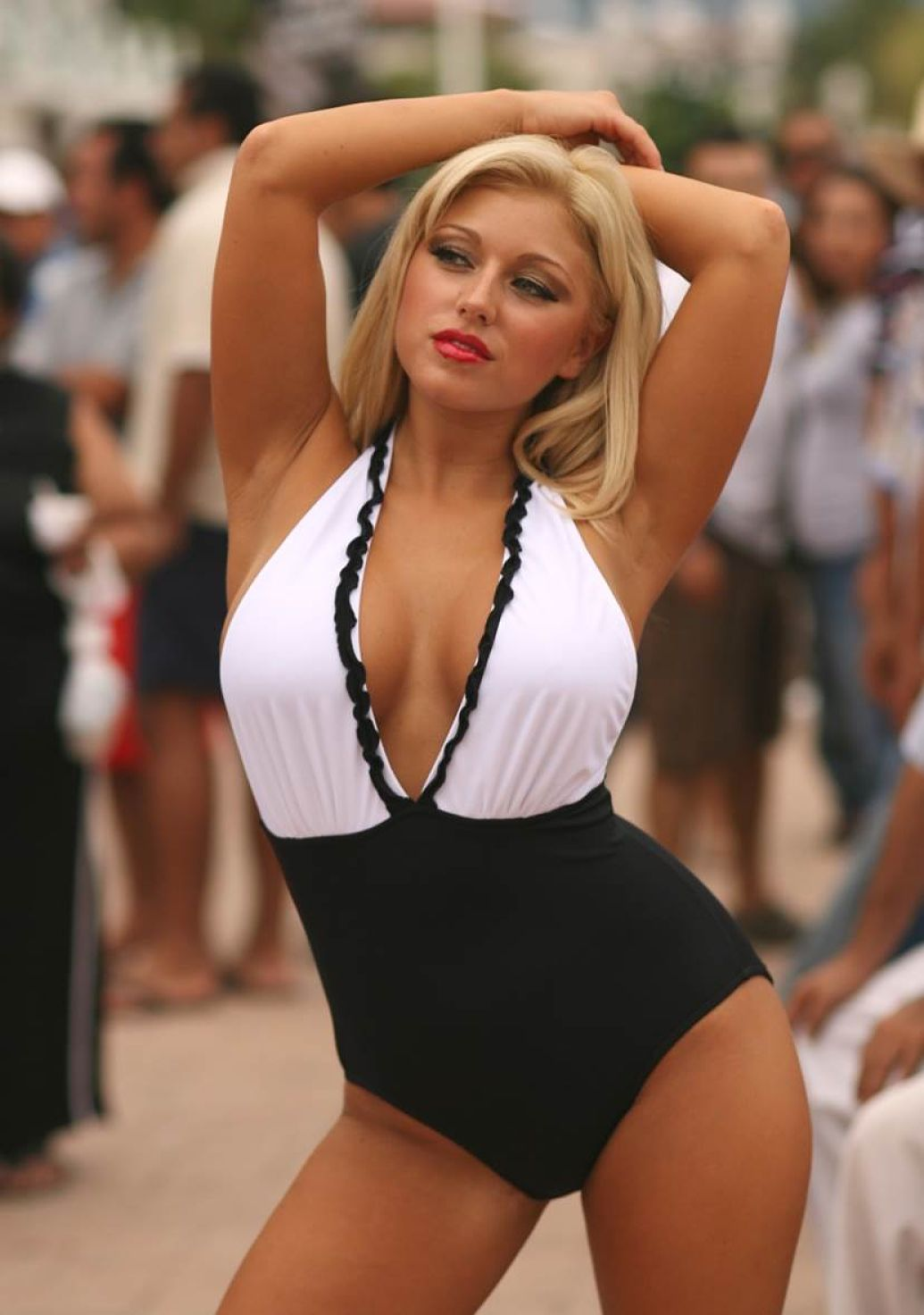 ... Black Women In One Piece Swimsuits « Search Results « Black Models